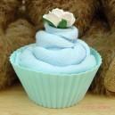 Single Baby Sock Cupcake
