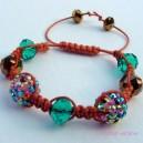 Summer Sands Knotted Bracelet