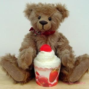 Vanilla 'Fat Free' Muffin
